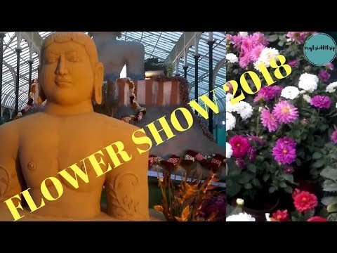 Flower Show Bangalore 2018 | Lalbagh Flower Show | lalbagh bangalore flower show