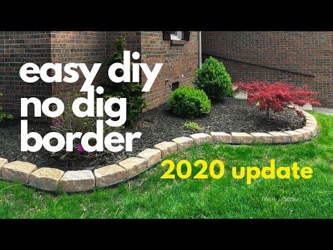easy-diy-no-dig-border-*2020-update*