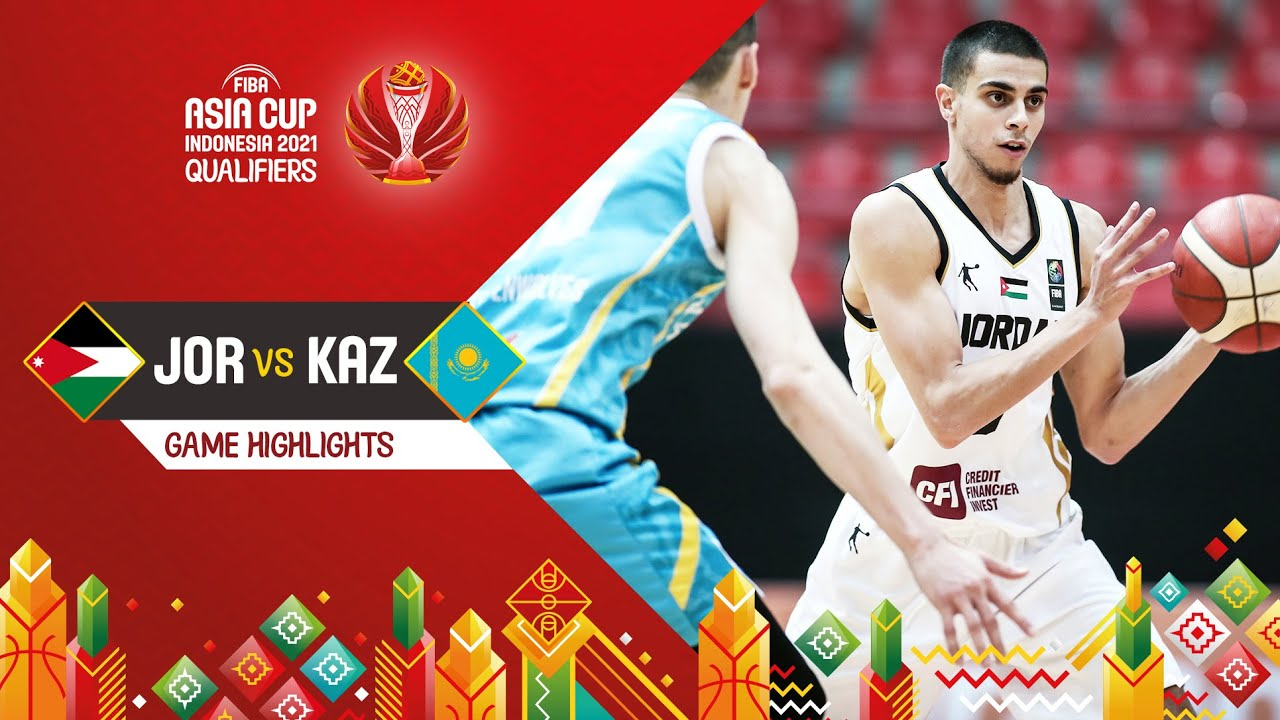 Jordan - Kazakhstan | Highlights