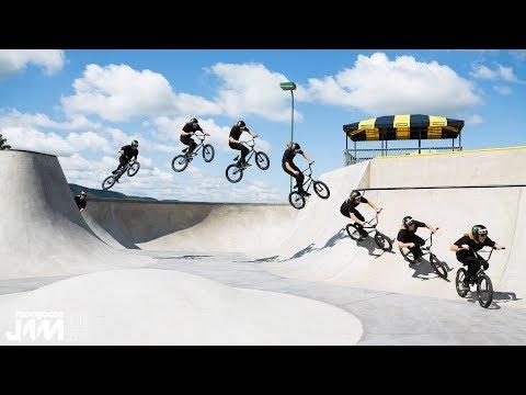 BMX - TEAM GREG ILLINGWORTH - MONGOOSE JAM 2017