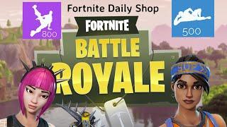 Daily Fortnite Shop #1 | Fortnite Battle Royale
