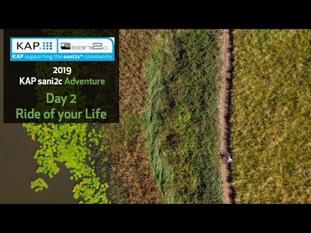 KAP sani2c Adventure Day 2 2019 | Ride of your Life