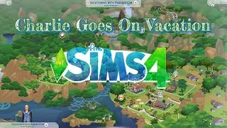 Sims 4 With Jungle Adventure   Charlie Goes On Vacation To Selvadorada Part 4