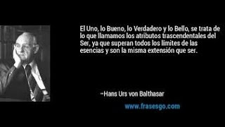 LA EXPERIENCIA CRISTIANA DE DIOS SEGÚN Hans Urs Von Balthasar _ 2