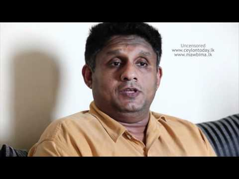UNP deputy leader Sajith Premadasa on uncensored
