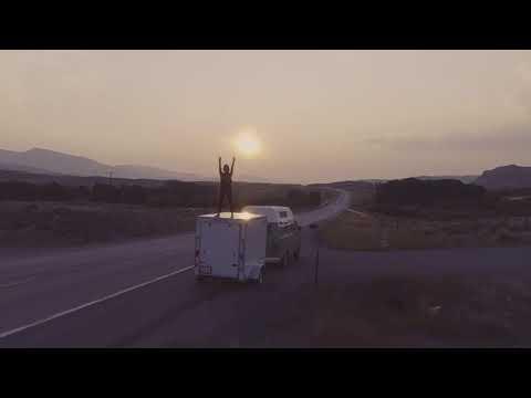 Wyoming Drone Shots