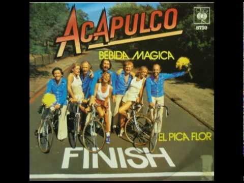 Acapulco - Bebida Magica
