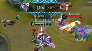 [441.83 KB] Lily Alan Walker versi Mobile Legends