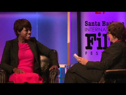 SBIFF 2012 - Outstanding Performance Award to Viola Davis (Complete Coverage Part 1 of 3)