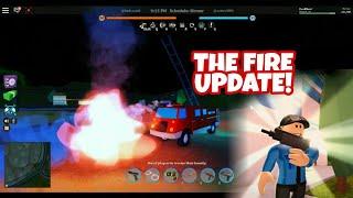 GS | ROBLOX Let ' s Play #3 | A atualização de fogo! Jailbreak