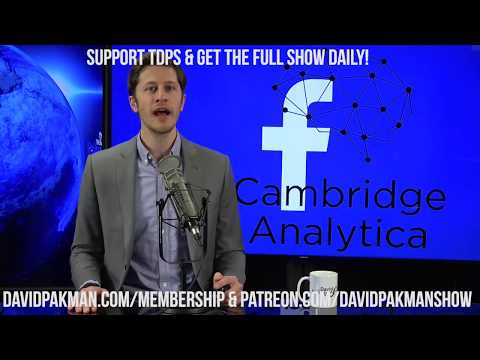 Trump & Cambridge Analytica, Russians Stuff Ballots for Putin, Jeff Sessions Commits Perjury, & More