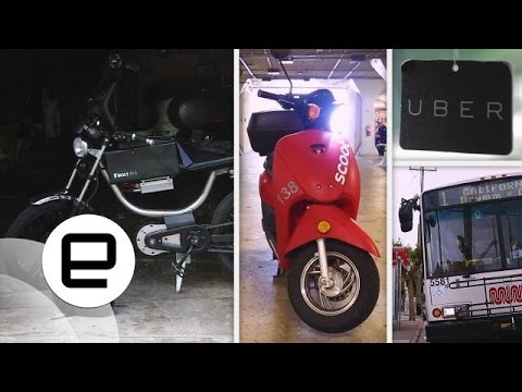 The best commuting option right now: Uber, Scoot, Bolt or public transit?