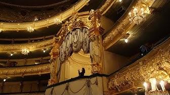 Weiße Nächte in Sankt Petersburg 2016  Teil 1  Mariinski Theater