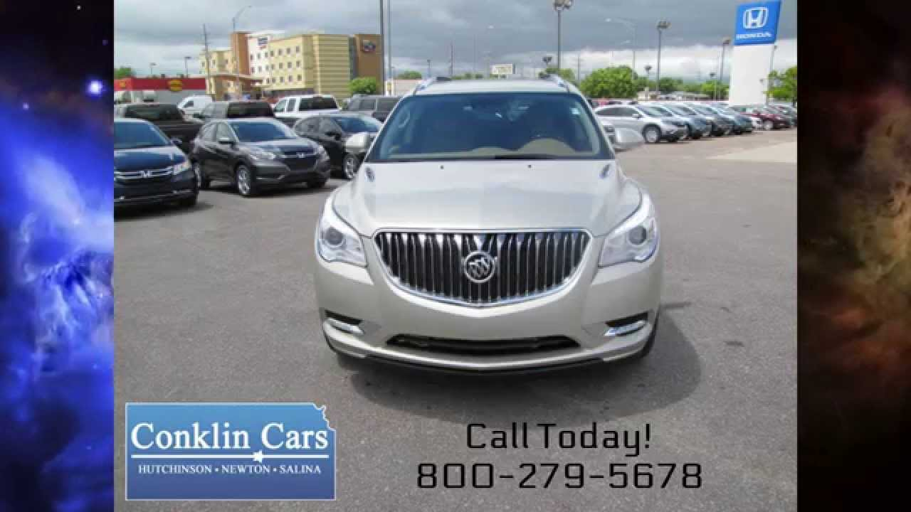 NEW 2015 Buick Enclave - Available Now - Conklin Cars ...