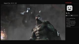 Batman arkham ayslum livestream gameplay 2