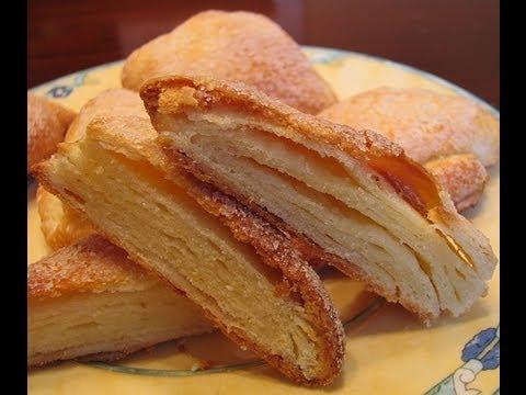 печенье гусиные лапки из творога рецепт с фото от бабушки эммы