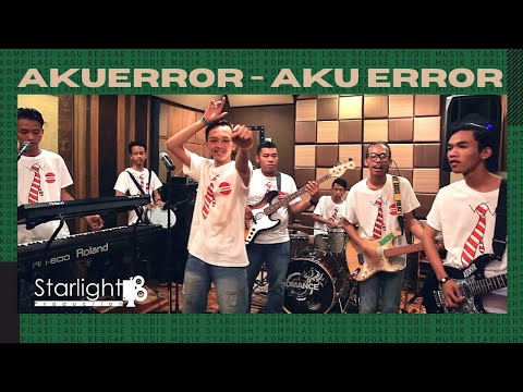 Akuerror - Akuerror (live Record at Starlight Music Studio)
