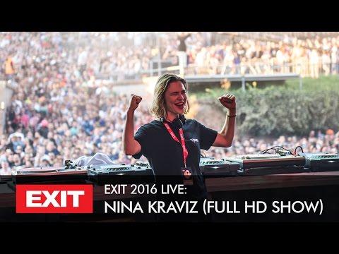 EXIT 2016 | Nina Kraviz Live @ mts Dance Arena FULL HD Show