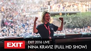 Video EXIT 2016 | Nina Kraviz Live @ mts Dance Arena FULL HD Show download MP3, 3GP, MP4, WEBM, AVI, FLV November 2017