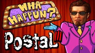 Postal III - What Happened?