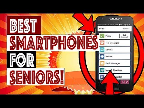 TOP 10: BEST SMARTPHONES FOR SENIORS! (best Of 2019!!)