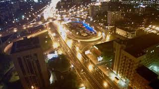 Москва - Нижегородская улица - веб камера 01.07.2020, 20:56