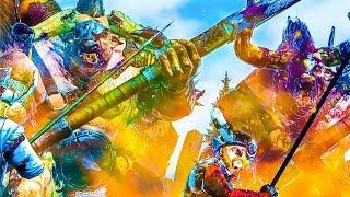 Call of the Beastmen DLC - Total War WARHAMMER Cinematic Battle Machinima