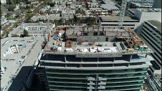 Wilshire Curson   Construction Status   Mar 06 2020