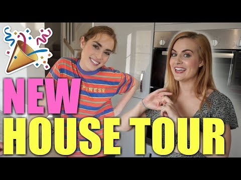 NEW HOUSE TOUR & TRIPLE ANNOUNCEMENT! 🎉🎉🎉