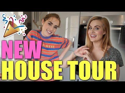 NEW HOUSE TOUR & TRIPLE ANNOUNCEMENT 🎉🎉🎉