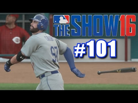 THIS NEVER GETS OLD! | MLB The Show 16 | Road to the Show #101