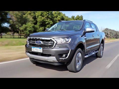 Ford Ranger (2020) 3.2 Aut Limited 4x4 - Test - Matías Antico - TN Autos