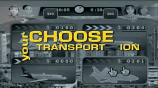 The Amazing Race video game trailer - CLEAN HD