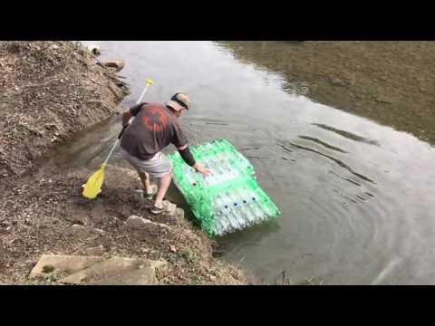 2 Liter Bottle Boat