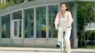 Folding Bike on TV in Korea - CarryMe Thumbnail