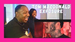 Tom MacDonald - Exposure (REACTION)