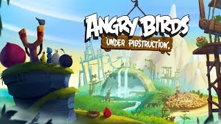 Angry Birds Under Pigstruction (by Rovio Entertainment) - iOS / Android - HD Gameplay Trailer