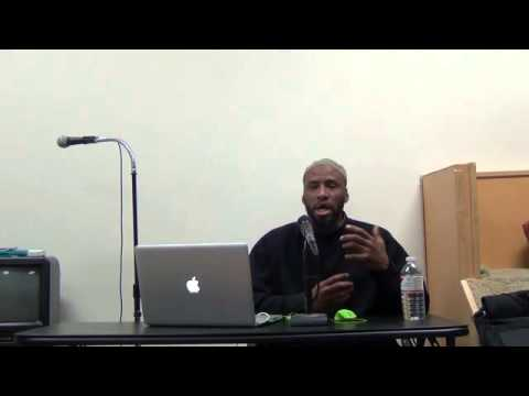 How To Unite The Muslim Community: Everett Islamic Center Lecture 1