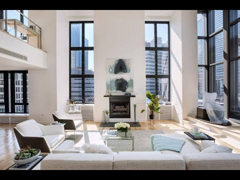 A True Entertainer's Loft in Tribeca, New York, New York | S