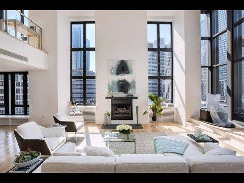 A True Entertainers Loft In Tribeca New York New York Sothebys International Realty