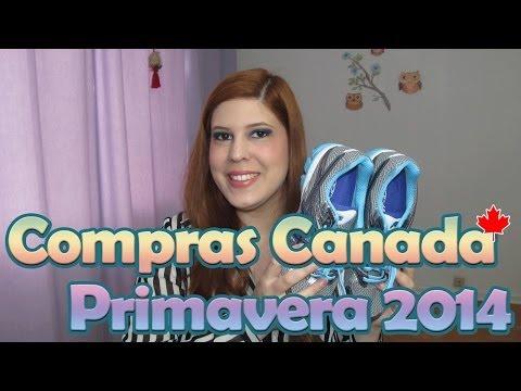 COMPRAS No CANADÁ: ROUPA DE FRIO NO EXTERIOR