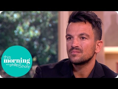 Peter Andre Reveals How Much The Death Of His Brother Impacted His Marriage | This Morning