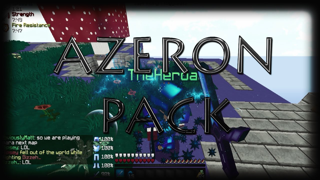 Azeron Pack (Preview + Release!) by Aceester