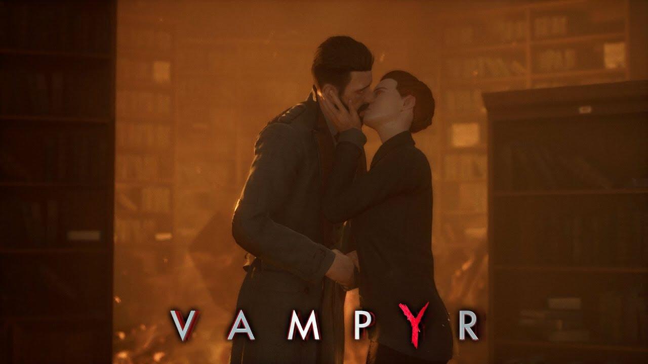 Dating for vampyrer