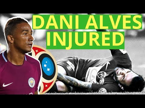 Dani Alves Injured!! | Who Will Play Right Back For Brazil at the 2018 World Cup?