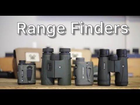 Vortex Range Finders