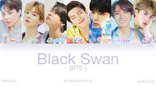 Download [HAN|ROM|ENG] BTS (방탄소년단) - Black Swan (Color Coded Lyrics)