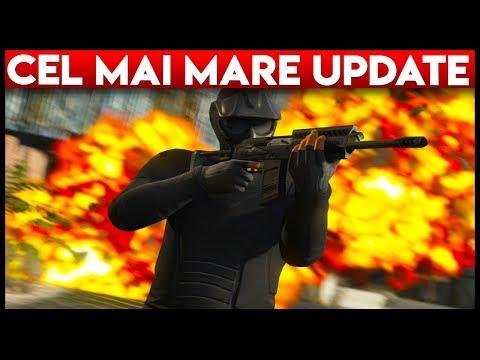 UPDATE MARE LA GTA 5 ONLINE