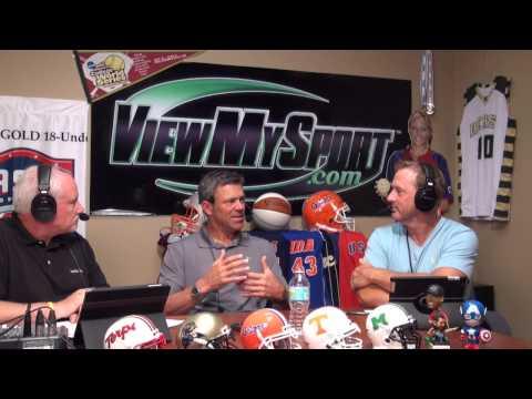 The BreakDown (7/3/13) - Guest: Former NFL Quarterback, Mark Brunell