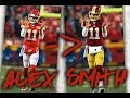 Alex Smith Jersey Swap Speed Art Kansas City Chiefs To Washington Redskins Lgb Designs On IG mp3